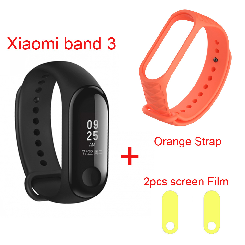 Promo Original Xiaomi Mi Band 2 Replacement Wrist Strap Orange Alain Delon Ad375 1332c Jam Tangan Pria Hitam Silver Merah Instock 2018 New 3 Smart